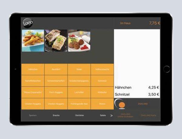 GiroWeb Kassen-Hardware mobil